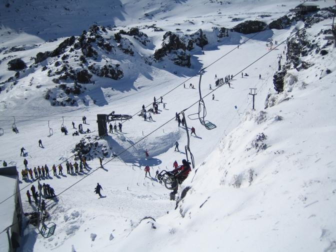 Ski Trip - Mount. Ruapehu 092
